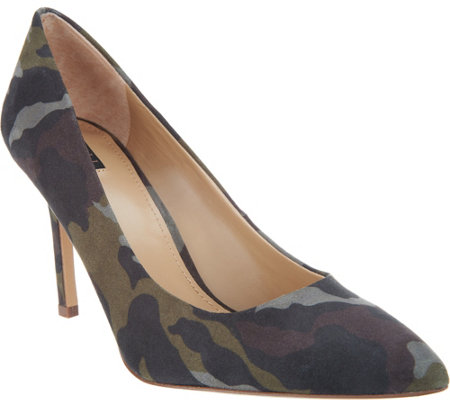 """As Is"" G.I.L.I. Pointed Toe Pumps- Jill"