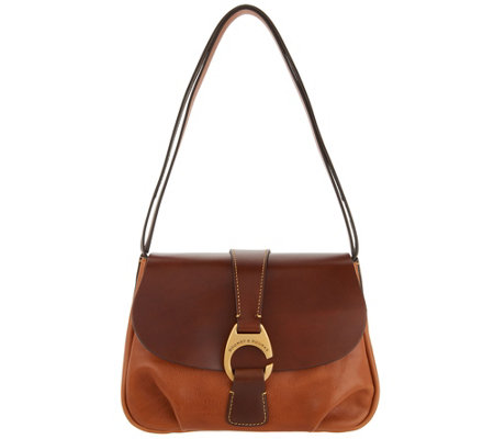 Dooney & Bourke Florentine Hobo Handbag - Derby