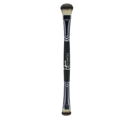 It Cosmetics No Tug Dual Airbrush Eyeshadow Brush