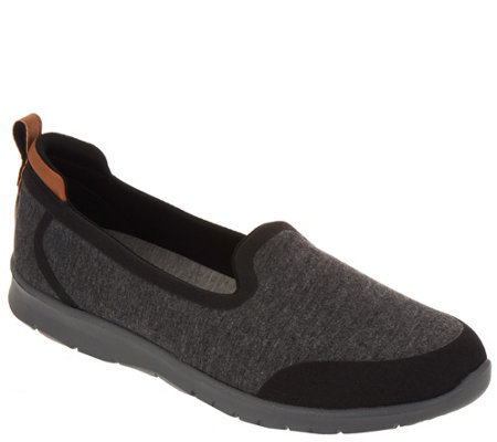 """As Is"" CLOUDSTEPPERS by Clarks Slip- On Shoes-Step Allena Lo"