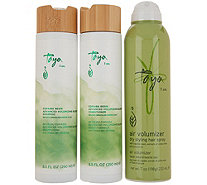 Taya Beauty Copaiba Advanced Volume 3-Piece Hair System - A347039