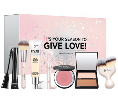 IT Cosmetics IT's Your Season to Give Love! 7pc Grand Collection