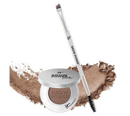 IT Cosmetics Brow Power Powder with Brush Auto-Delivery