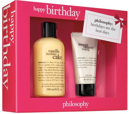 Philosophy Happy Birthday Gift Box