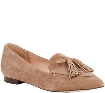 01bd30377cd Sole Society Tassel Leather Loafers - Hadlee - A362740