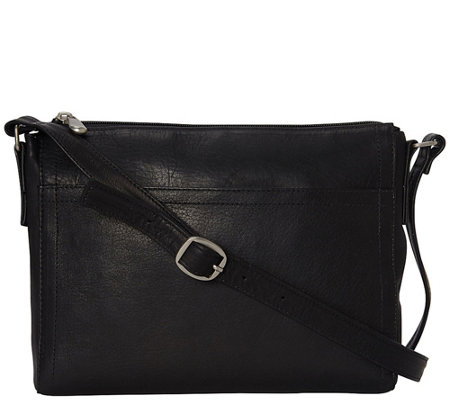 Le Donne Leather Crossbody - Finte