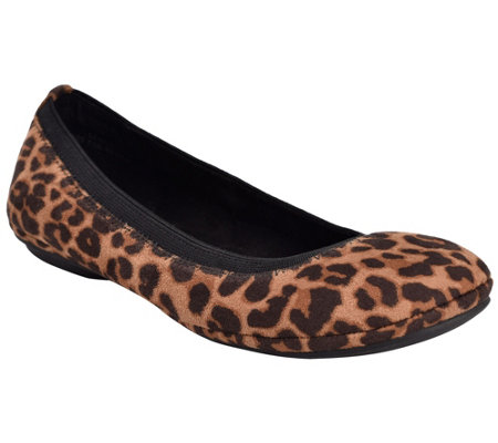 Bandolino Slip-On Ballet-Inspired Flats - Edition