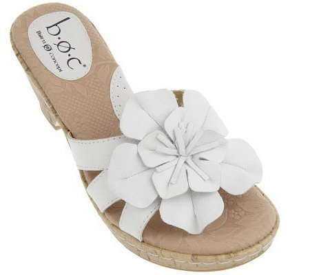 Boc by born sweet pea leather flower detail wedge sandals page boc by born sweet pea leather flower detail wedge sandals mightylinksfo