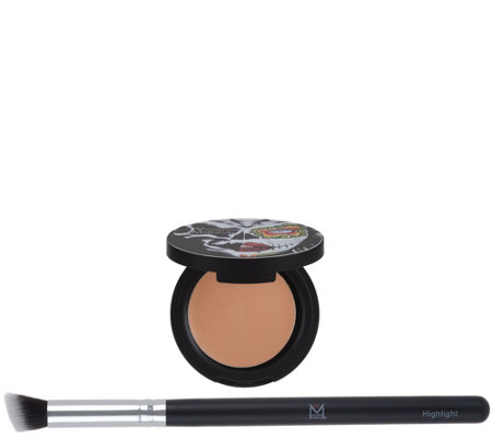 Voodoo Makeup 10 Years Younger Color Corrector with Brush
