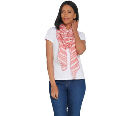 Isaac Mizrahi Live Choice Of Print Scarf