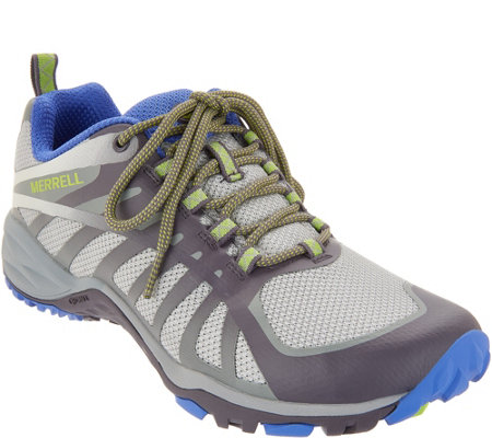 Merrell Mesh Lace-up Sneakers - Siren Edge Q2