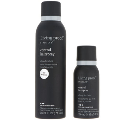 Living Proof Style Lab Control Hairspray With Travel
