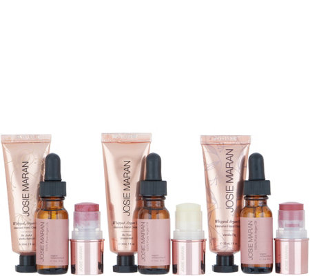 Josie Maran 9-piece Argan Favorites Kit
