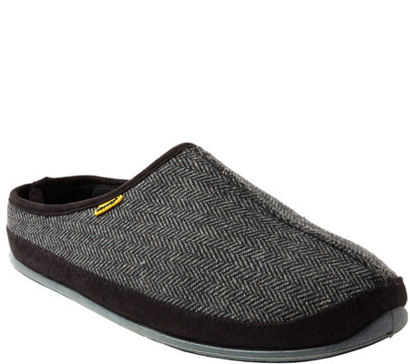 Deer Stags Men's Slipperooz Indoor/Outdoor Slippers - Wherever