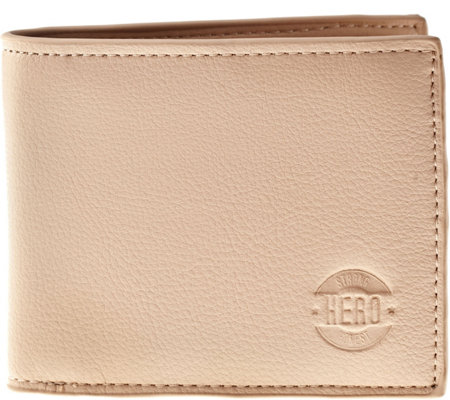Hero Goods Garfield Wallet, Nude