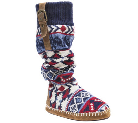 MUK LUKS Women's Angela Slippers