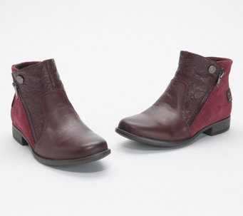separation shoes f81f2 99126 Earth Brands Footwear — Boots — Women's — QVC.com