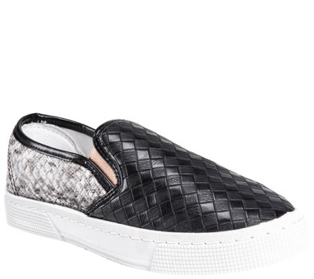 MUK LUKS Slip-On Sneakers - Gianna