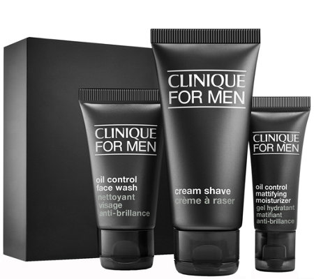 Clinique For Men Starter Kit Daily Oil Control
