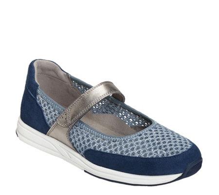01c798823d9 Aerosoles Mary Jane Sneakers -Dressingroom — QVC.com