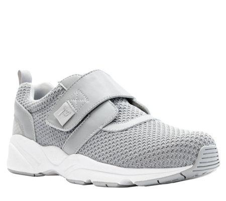 0f1f04c479226d Propet Men s Adjustable Strap Sneakers - Stability X Strap — QVC.com