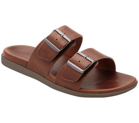 Ludlow Vionic Men's — Leather Sandals Charlie Slide nwO8k0P