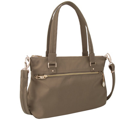 Travelon Anti-Theft Tailored Satchel Bag