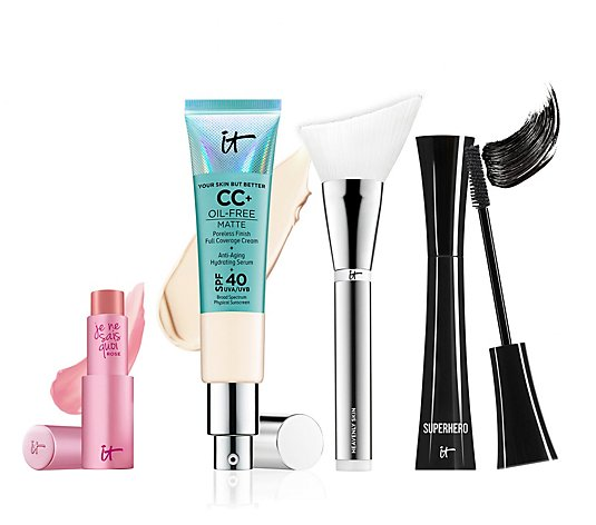 IT Cosmetics IT's Your IT Essentials! 4-Pc Set