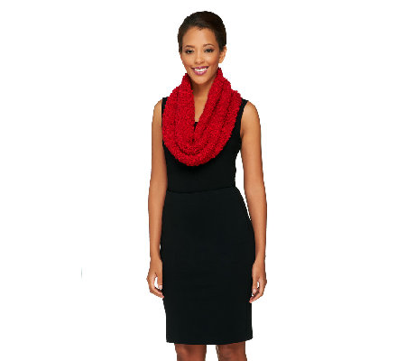 Joan Rivers Soft Knit Infinity Scarf