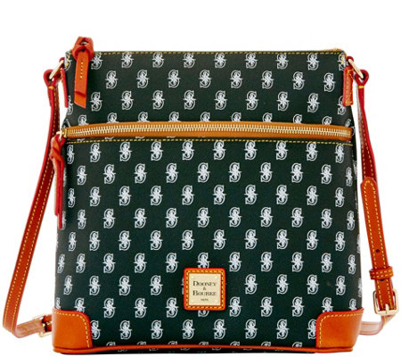 Dooney & Bourke MLB Mariners Crossbody