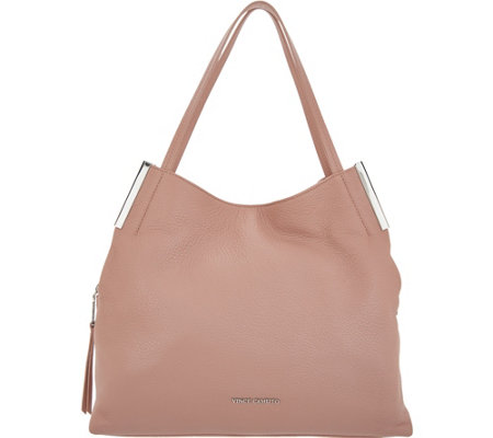 Vince Camuto Leather Tote Tina
