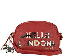 "RADLEY London ""Londons Calling"" Small Ziptop Crossbody - A311243"