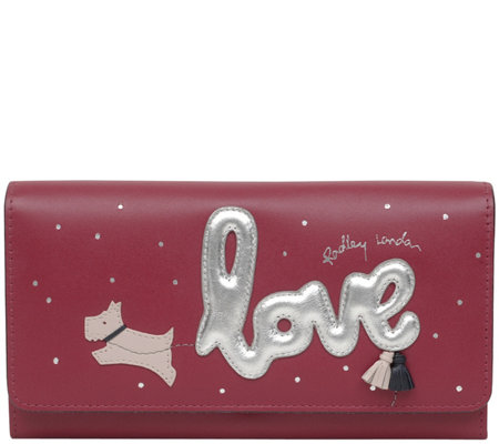 RADLEY London Love Is in the Air Large Flap Wallet