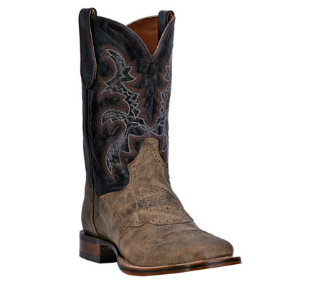 Dan Post Men's Cowboy Certifed Boots - Franklin