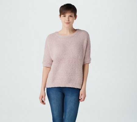 Barefoot Dreams Cozychic Dolman Pullover Top