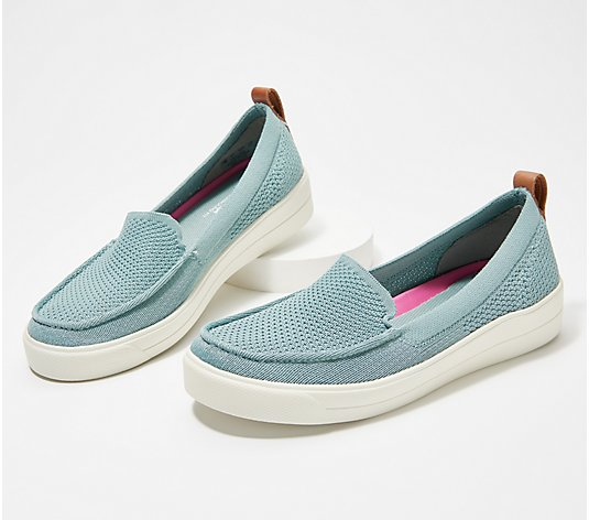 Ryka Knit Slip-On Shoes - Veronica