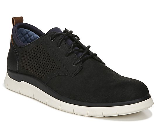Dr. Scholl's Men's Leather Lace-Up Sneakers - Vault