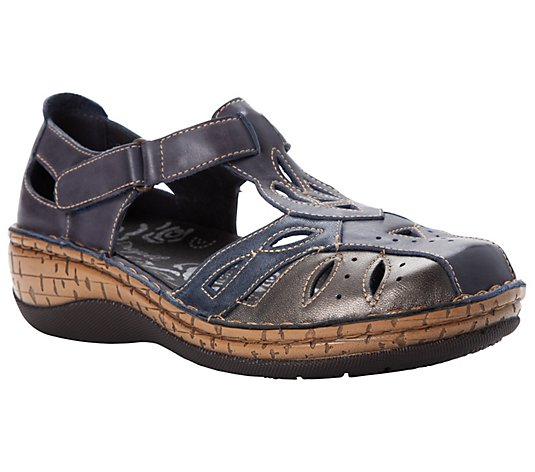 Propet Women's Leather Sandals - Jenna