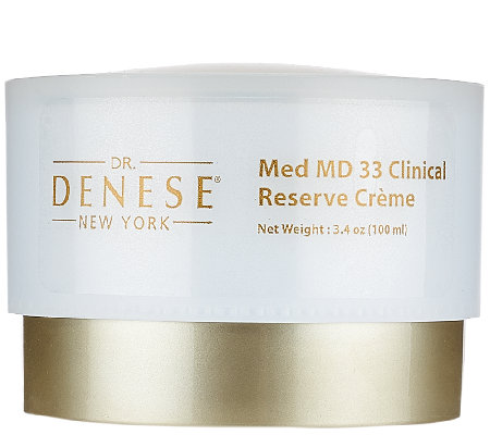 Dr. Denese Super-Size Med MD 33 Night Cream, 3.4 oz.