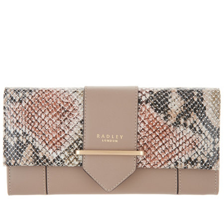 RADLEY London Palace Street Large Flapover Matinee Wallet