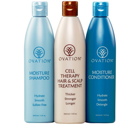 Ovation Cell Therapy System Moisture