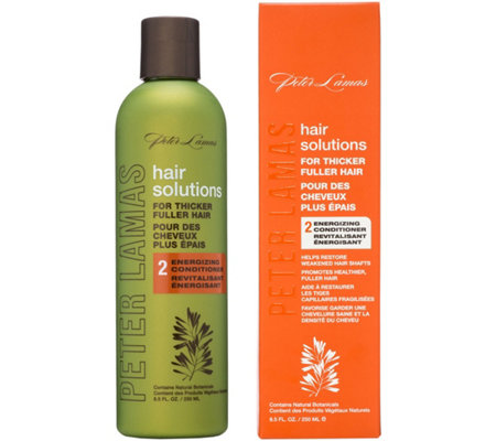 Peter Lamas Hair Solutions Energizing Conditioner, 8.5 oz