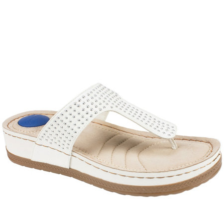 Cliffs by White Mountain Sandals - Chelsea