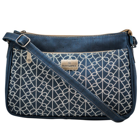 Bent Bree Cork Crossbody Clancy