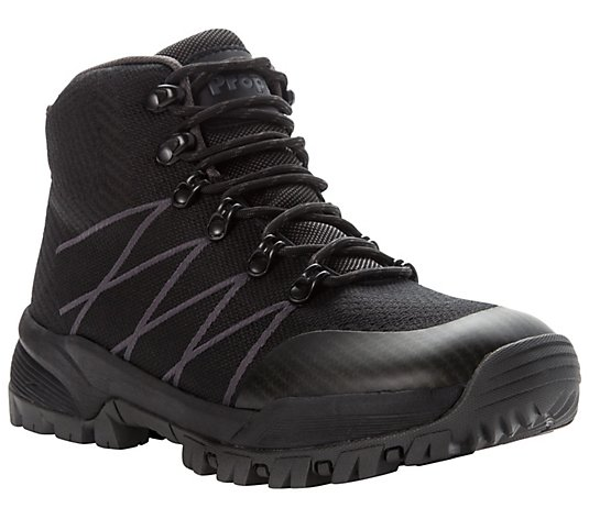 Propet Men's Waterproof Knit Outdoor Boots - Tr averse