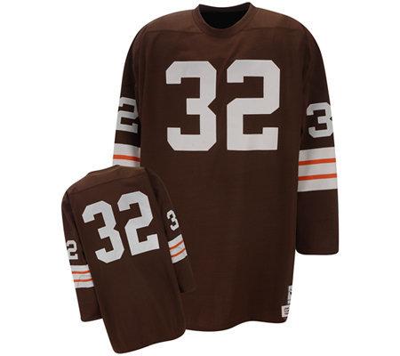 jim brown browns jersey