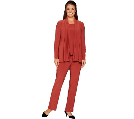Attitudes by Renee 3 Piece Wardrobe Warrior Pant Set