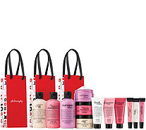 philosophy 12-piece bath & body gifting collection - A341645