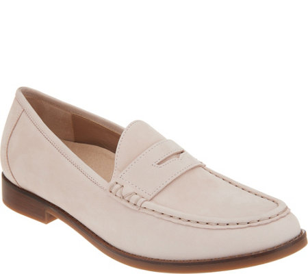 Vionic Leather Loafers - Waverly