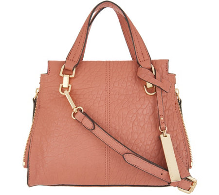 Vince Camuto Small Leather Tote Bag Riley